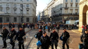 FFF Milano in Piazza – week 51, Global Climate Strike 4!