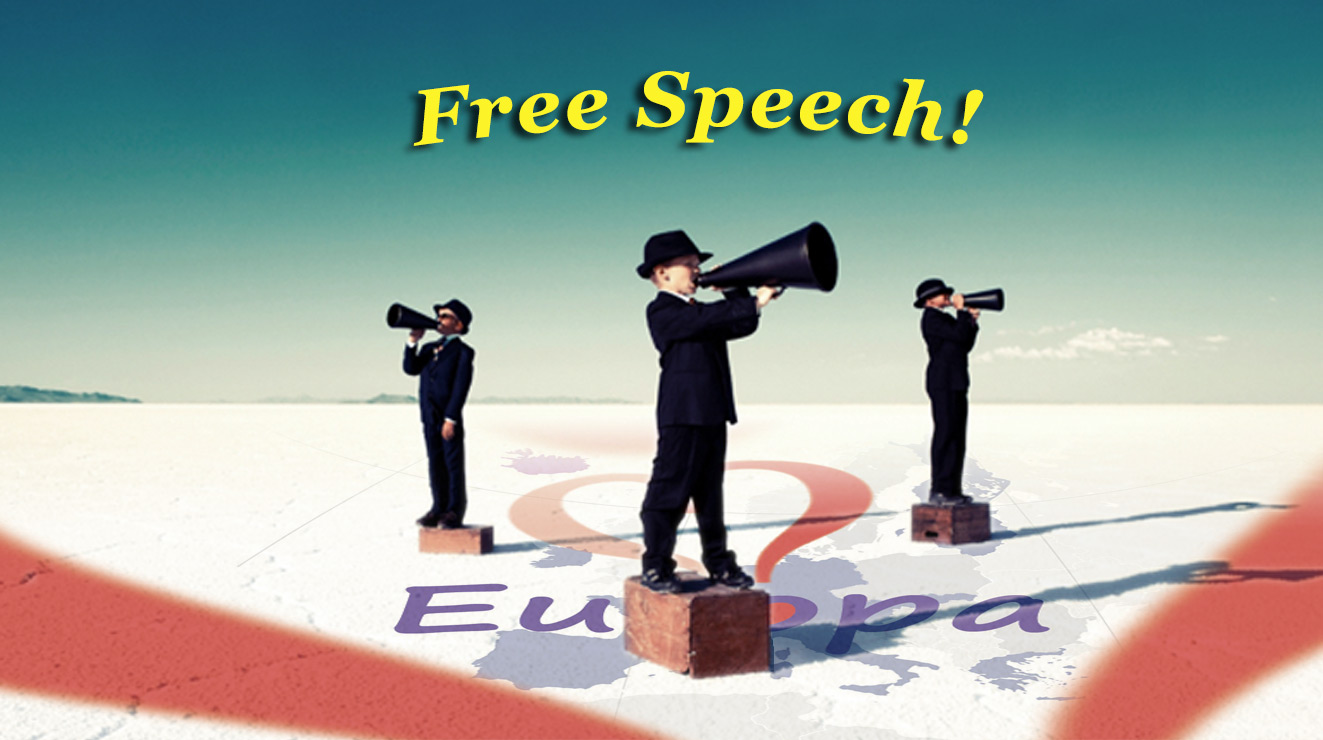 Europa · is Free Speech