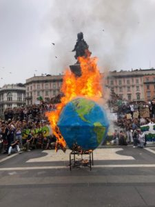 Climate Emergency, our house is on fire!