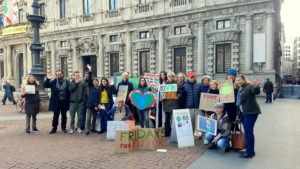 Fridays For Future Milano in PIazza week76