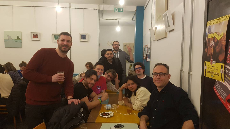 WordPress Meetup Day Milano