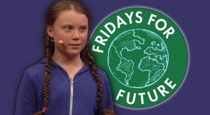 Fridays For Future - Greta Thunberg