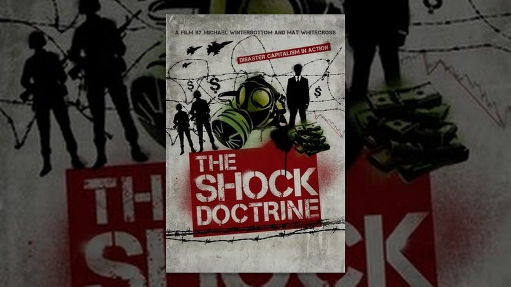 The Shock Doctrine, trailer – Naomi Klein 2007