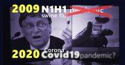 Corona Covid19 pandemic doubts