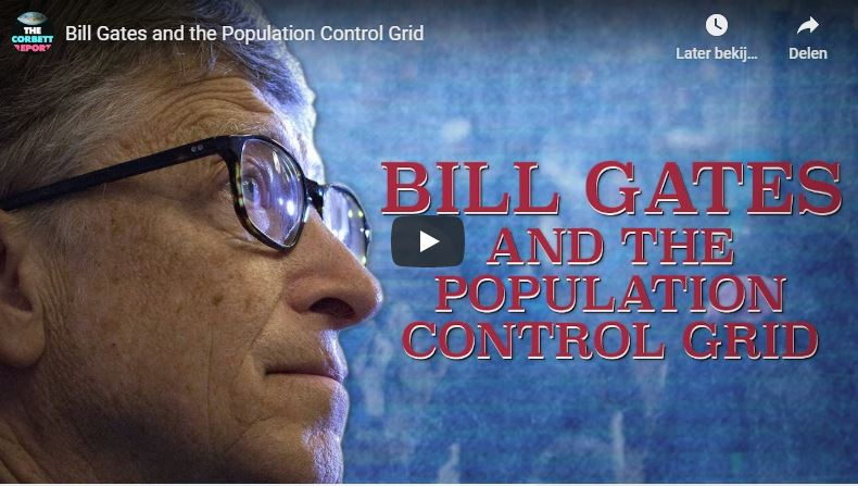 Bill Gates and the Population Control Grid