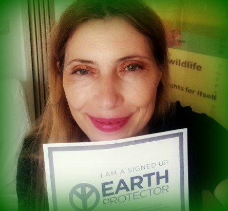 Oggi mi sono fatta Protettrice della Terra a StopEcocide