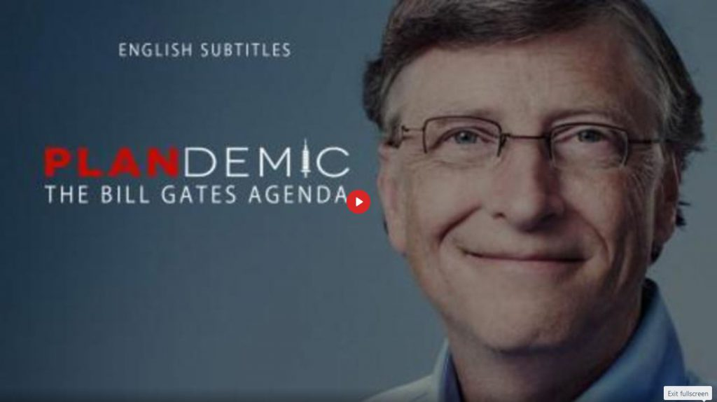 Plandemic II – De agenda van Bill Gates