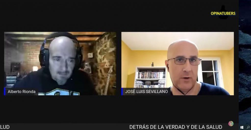 ¿Corona y 5G? Dr. José Luís Sevillano en el Expreso de media noche.