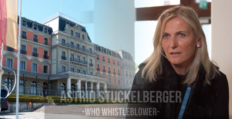 Astrid Stuckelberger, WHO whistleblower   Europa.is